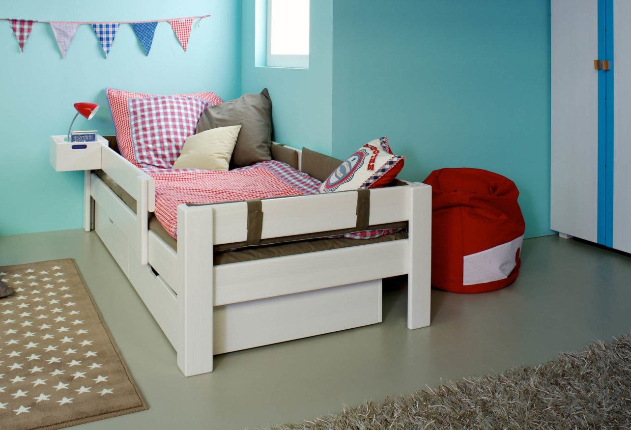 kinderbetten niedrig archive wohnopposition berlin. Black Bedroom Furniture Sets. Home Design Ideas