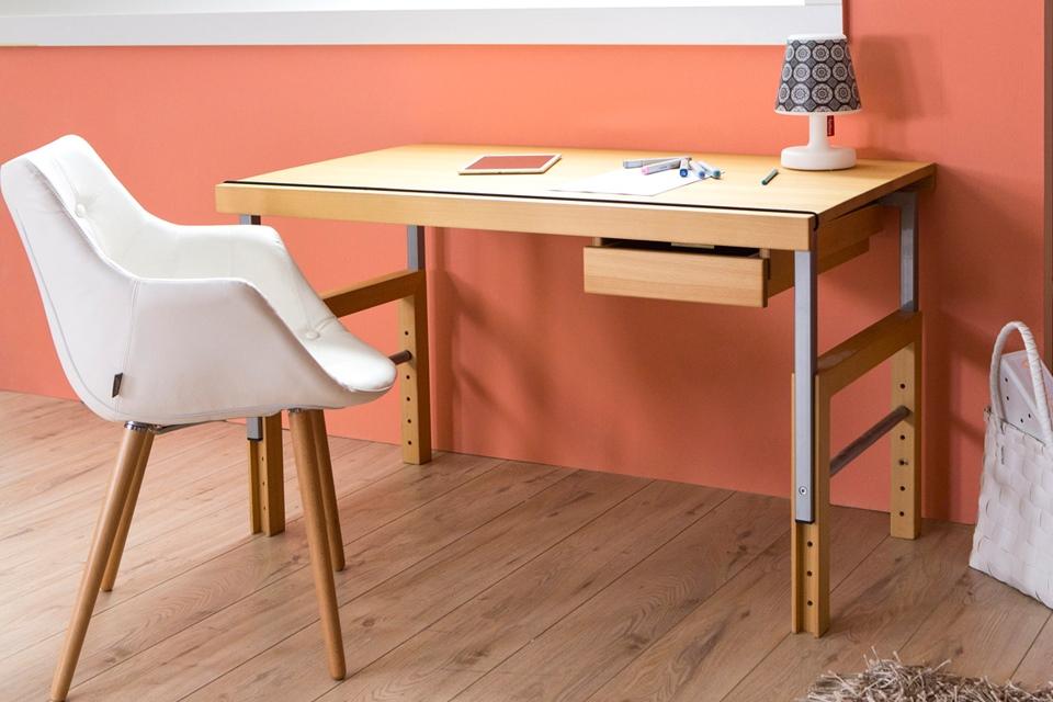 Schreibtisch ziggy buche natur wohnopposition berlin for Schreibtisch buche