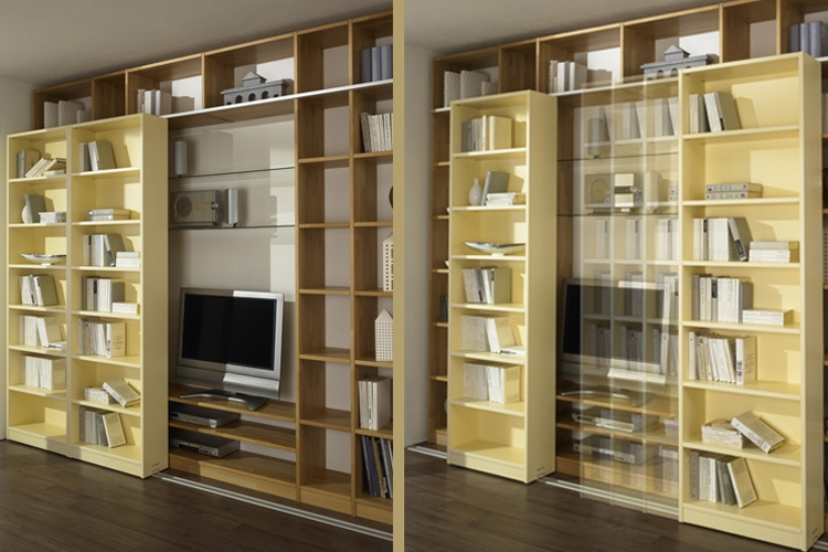schieberegal trendnatur wohnopposition berlin. Black Bedroom Furniture Sets. Home Design Ideas
