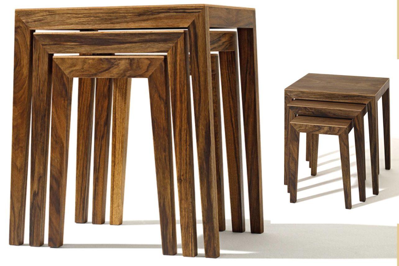 Dreisatztisch Theo Nussbaum