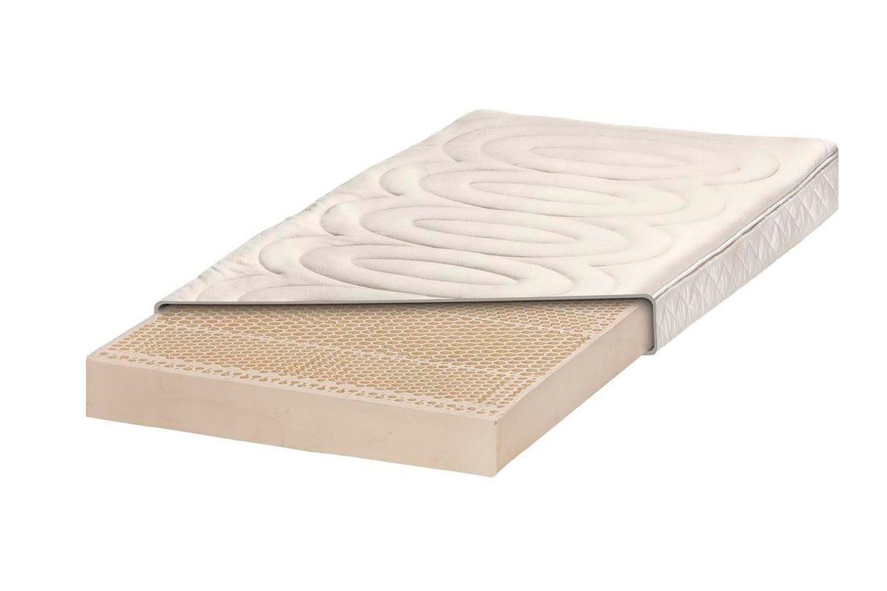 DeLuxe Matratze Homeyfoam mit abnehmbarer Auflage aus dem Hüsler Nest Sortiment