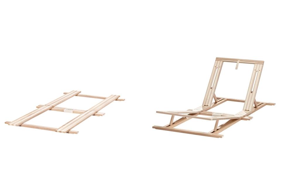 Rahmen starr und manuell verstellbar