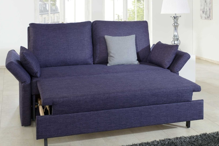 bettsofa calabria in lila wohnopposition berlin. Black Bedroom Furniture Sets. Home Design Ideas