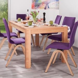 Kategoriebild Stuhl- und Tischgruppe mit Moizi Stühlen