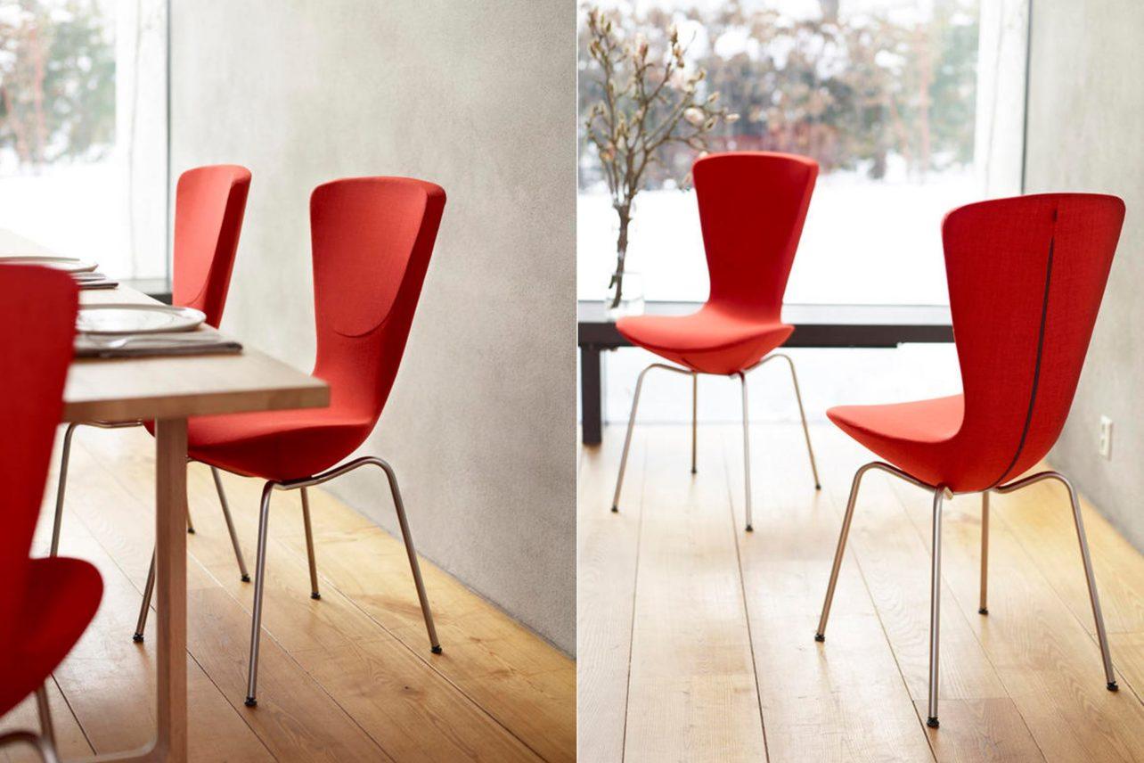 Dynamischer Stuhl Invite chrom