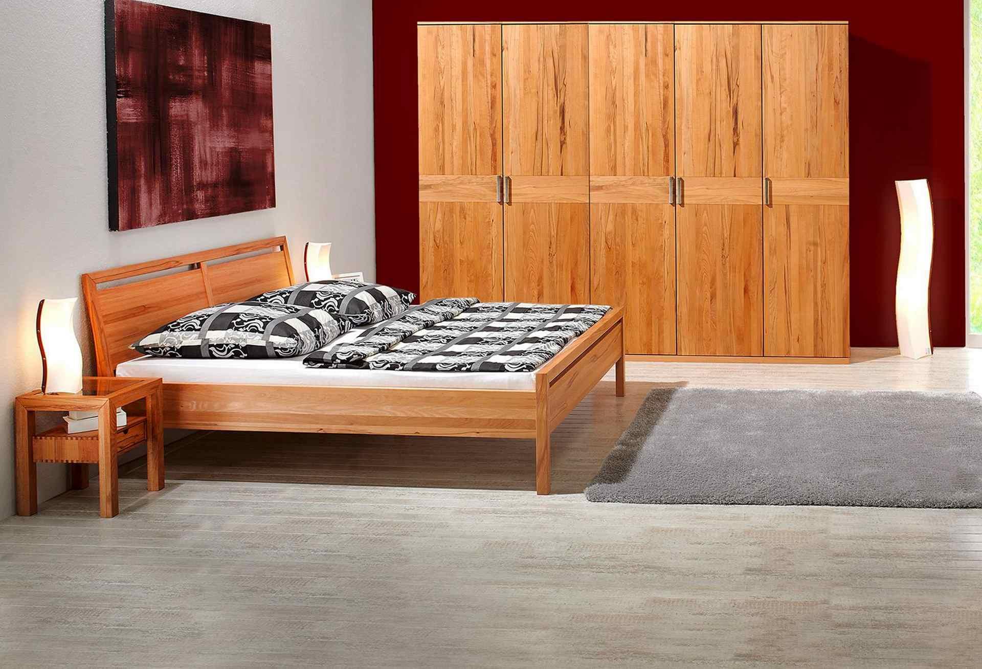 Schlafzimmer Lucca in Kernbuche - Wohnopposition Berlin