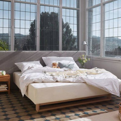 Hüslerbett Titlis mit Bettsystem Liforma