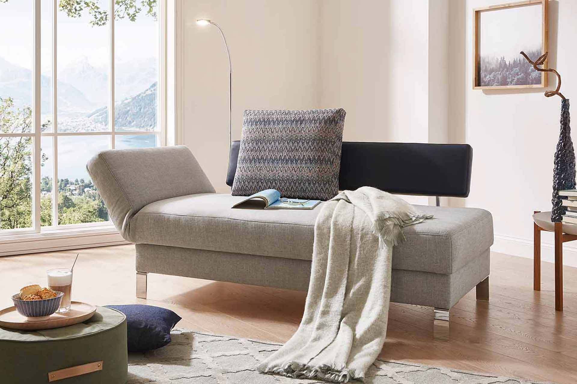 relaxsofa salto mit r ckenlehne wohnopposition berlin. Black Bedroom Furniture Sets. Home Design Ideas