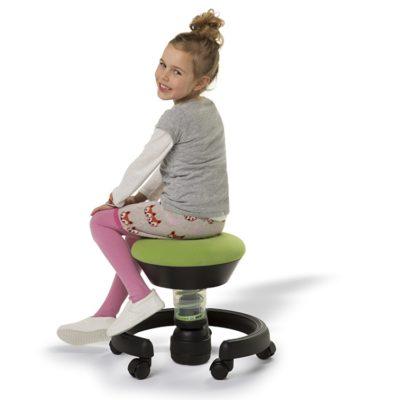 3D-Aktiv-Sitz swoppster in dem neuen Bezugsstoff Runner lime