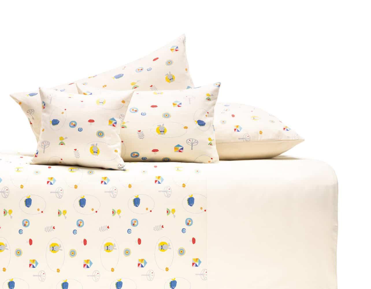 Kinderbettwäsche Meister Hase aus kbA Baumwolle