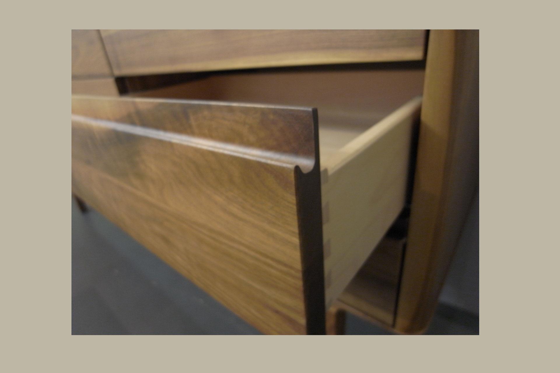 Schublade des Sideboards Fino