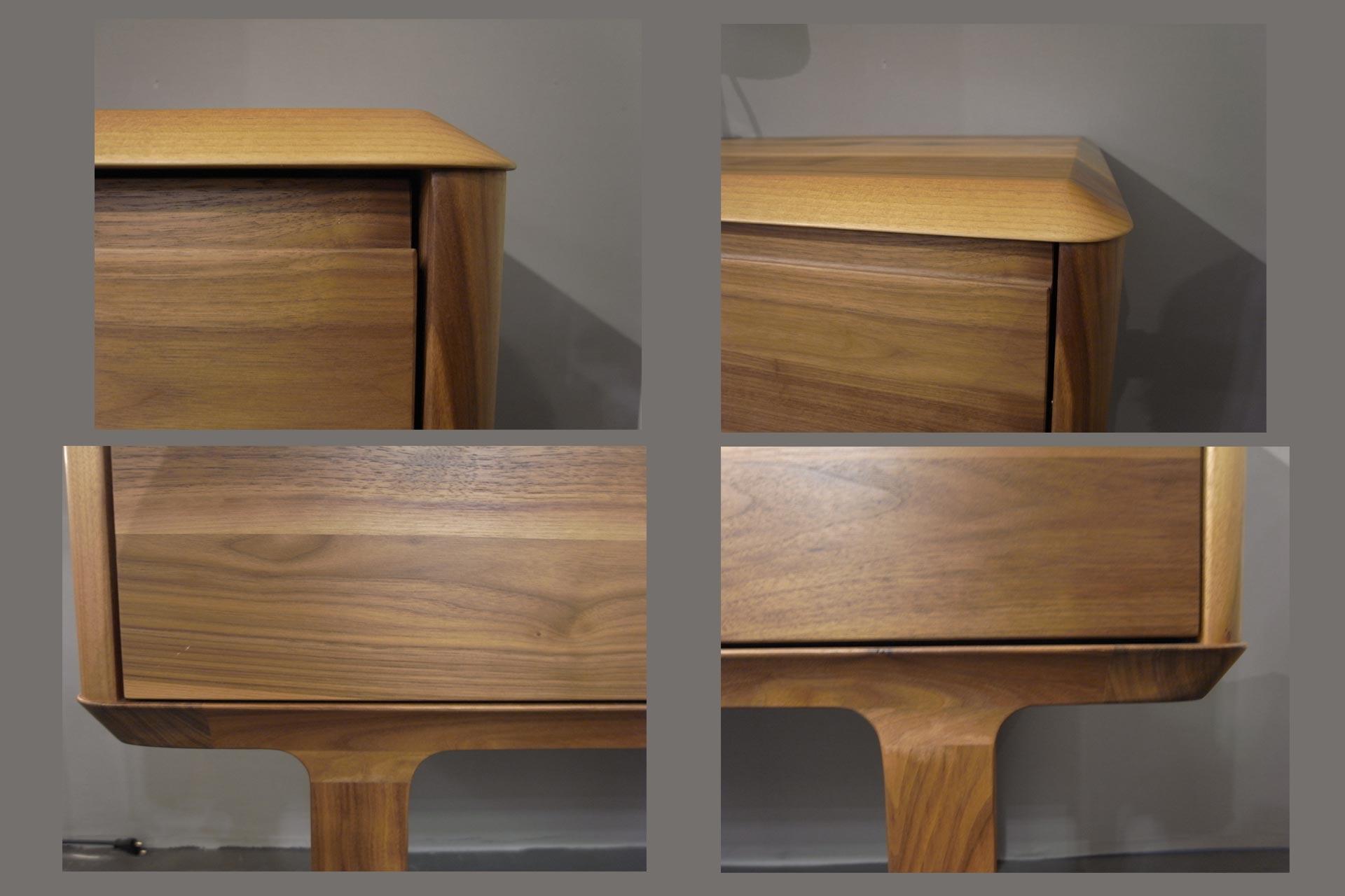Sideboard Fino Nussbaum Details