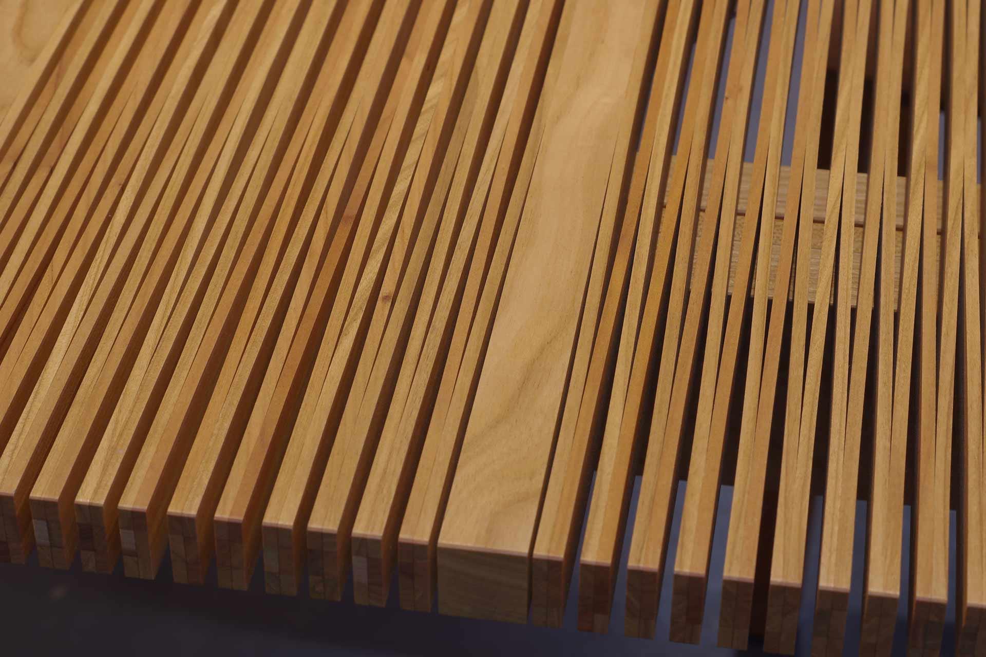 Scherengitter zur Tischerweiterung