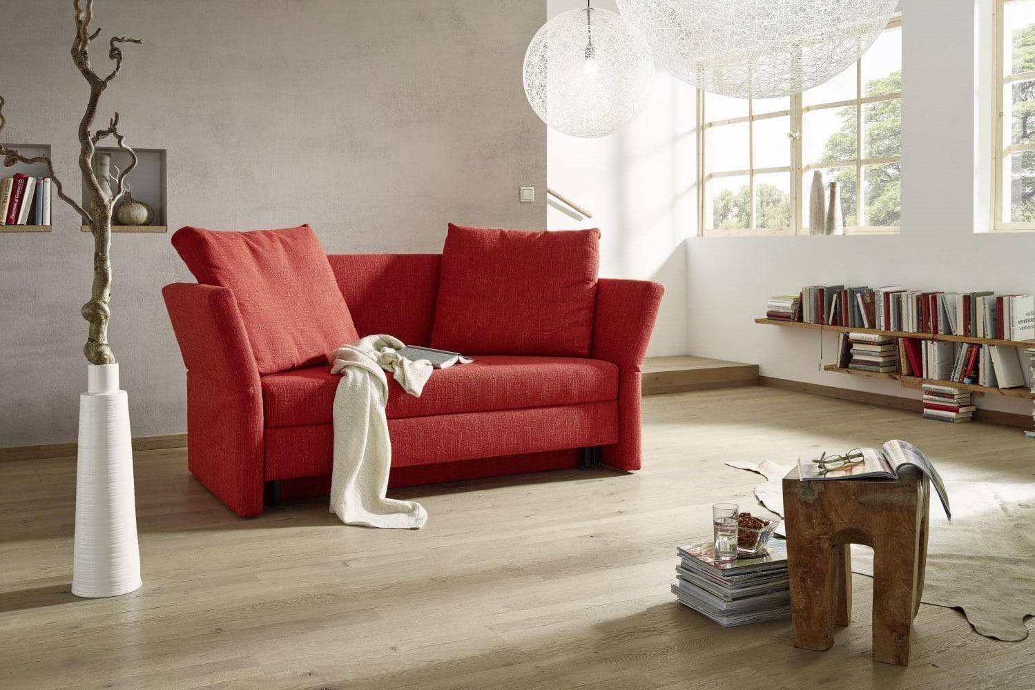 schlafsofa catania mit naturpolster wohnopposition berlin. Black Bedroom Furniture Sets. Home Design Ideas