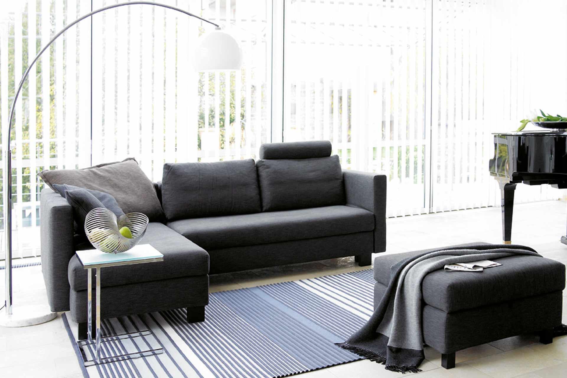 schlafsofaecke linus incl funktionskissen wohnopposition berlin. Black Bedroom Furniture Sets. Home Design Ideas