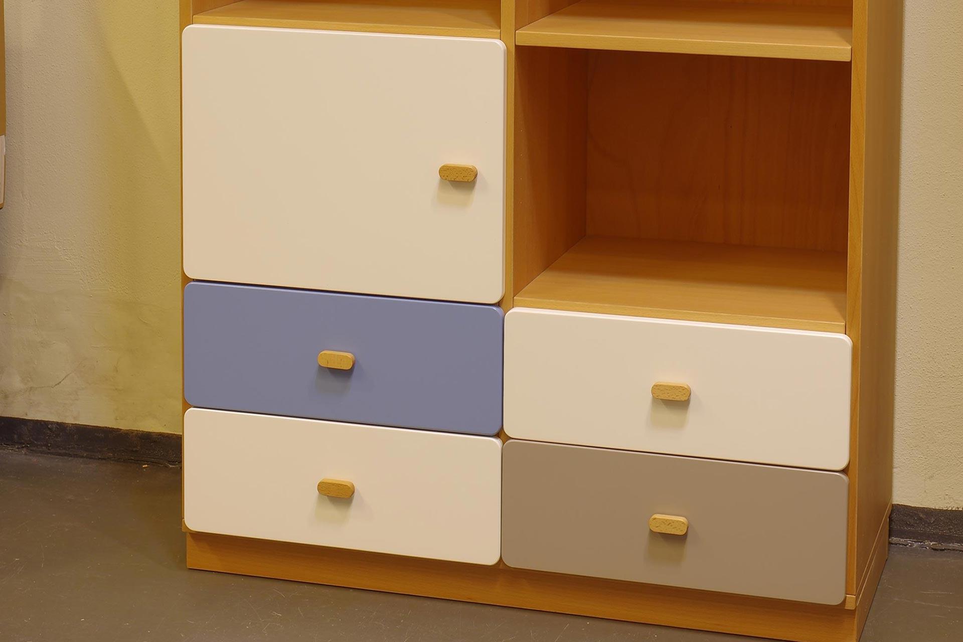 Details Türen und Schubladen