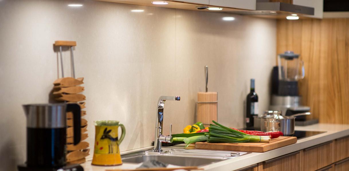 Vollholzküchen