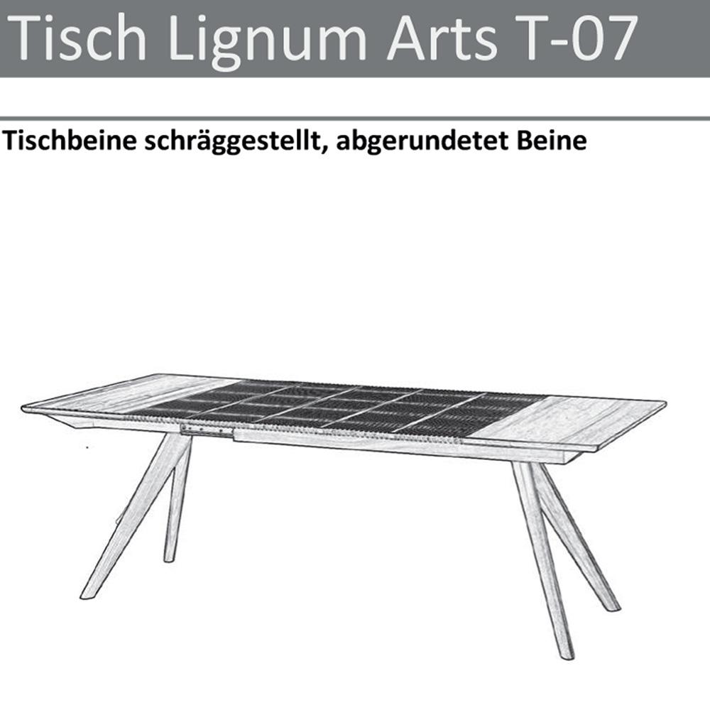 Skitte Tischtyp T-07