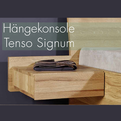 Konsole zu den Betten Tenso und Signum