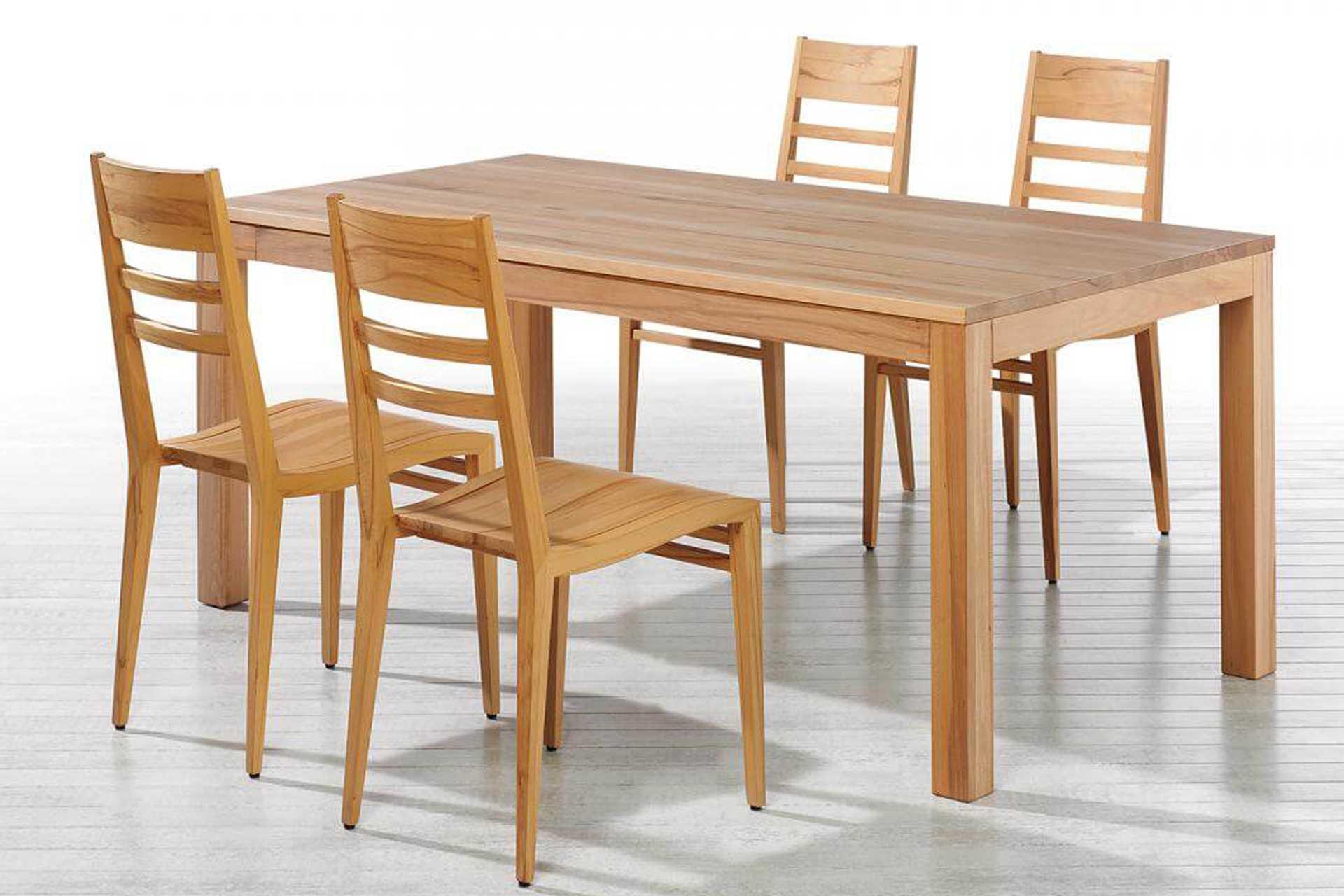 Holzstühle Contra 1 ohne Armlehnen