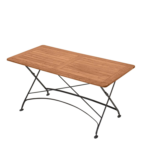 Grosser Tisch Maju aus Robinie