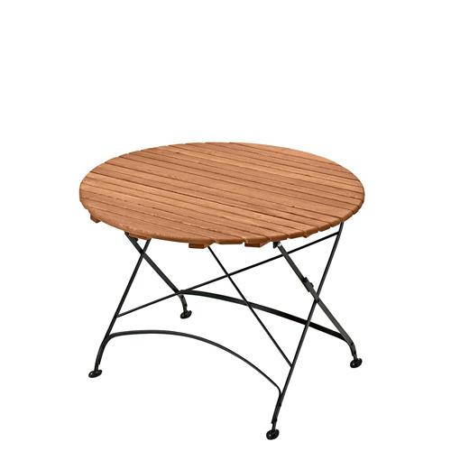 Runder Tisch Maju aus Robinie
