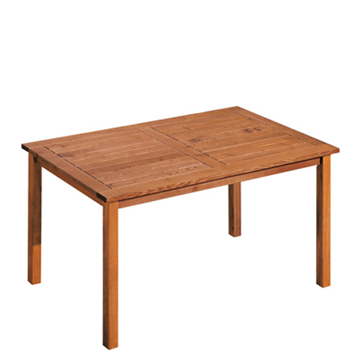 Robinienholztisch Manjo